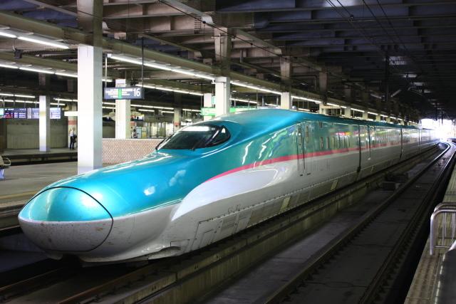 新幹線e5系 に対する画像結果